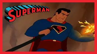 Superman | Volcano (Classic Cartoon)