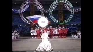 Torino Winter Olympics 2006 - Parade of Nations (Full BBC Coverage)