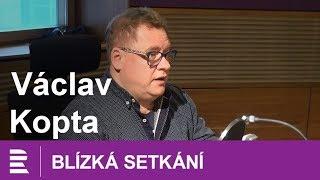 Gambar cover Václav Kopta - herec, textař i autobusák s vlastní show