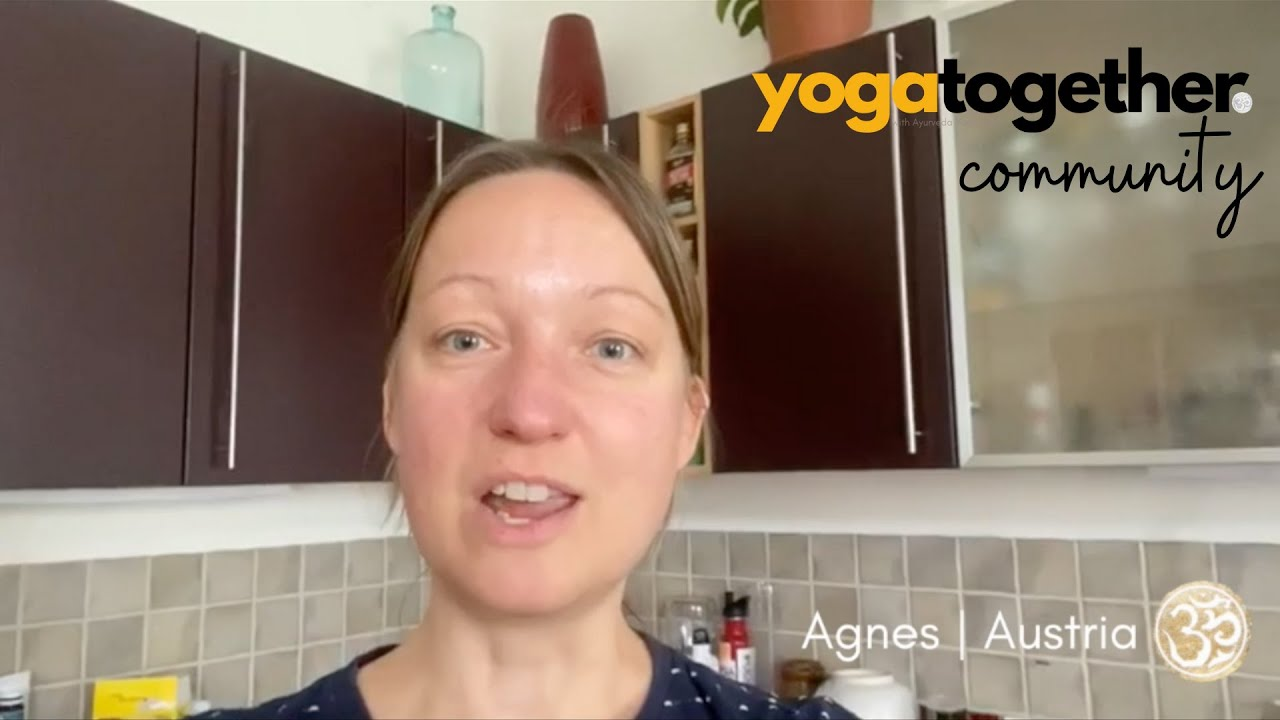 Yoga Together Testimonial - Agnes | Austria