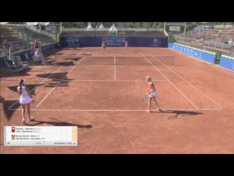 ITF Budapest Europe Tennis Center LADIES OPEN-Center Court