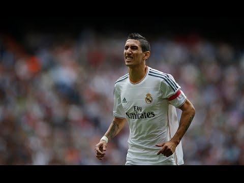 Di Maria ● Best Goals & Skills ● Real Madrid HD