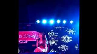 Honeymoon avenue Ariana grande Chicago Holiday Party