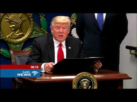 Trump travel ban comes into effect for six countries