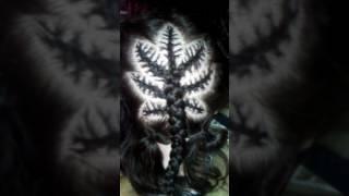 Weed Plant Braid 🌿🍁