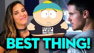 South Park Season 20 Internet Trolls? - #bestthingpodcast