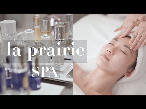 La Prairie护肤美容体验丨Facial Treatment with La Prairie丨[AD]
