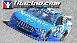 iRacing NASCAR Series at Talladega