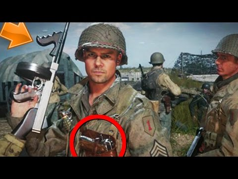 *NEW* COD WW2 In Game IMAGES & WEAPONS