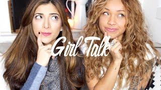 GIRL TALK | Boys, 'Does he like me?' & First Dates! with AmeliaLiana Thumbnail