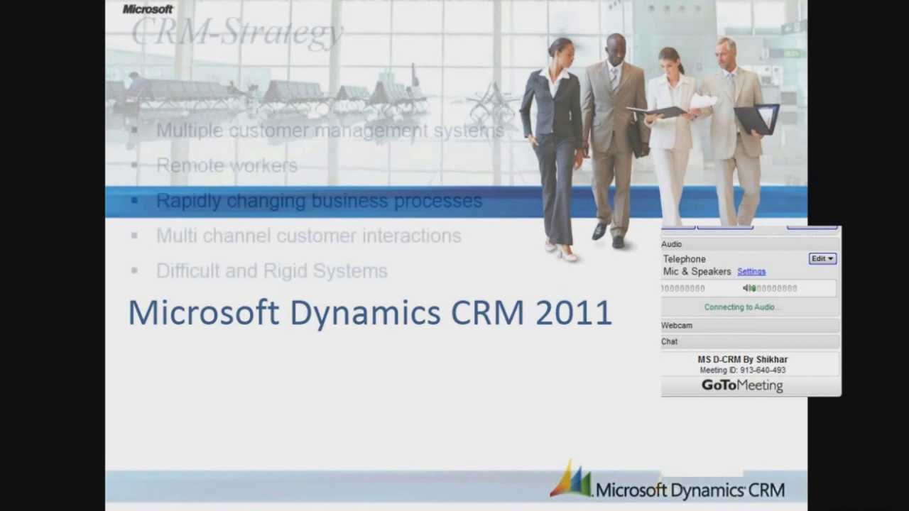 Best Microsoft dynamics 365 (CRM) Corporate Training & Tutorials - AADS  Education