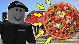 🍕 AFTER 1 YEAR AGAIN!! ROBLOX Pizza Factory Tycoon! * FIGURINES! * 🍕