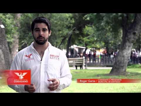 Roger Garza Candidato Ciudadano - Fernando Elizondo