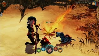 The Flame in the Flood: GIant Bomb Unfinished 10/27/2015 [Extended HD Gameplay]