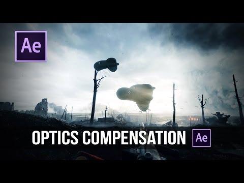 Optics Compensation Transition Tutorial | After Effects Tutorial | ZuckerSchock FILMS