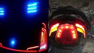 Cara Membuat 1 lampu 2 fungsi untuk motor/mobil. (1 light 2 function)