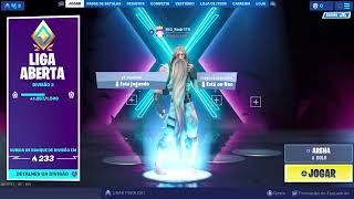FIRST LIVE OF FORTNITE *code rodr1tv in the shop*
