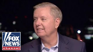 Graham: Trump going to Putin meeting with stronger NATO