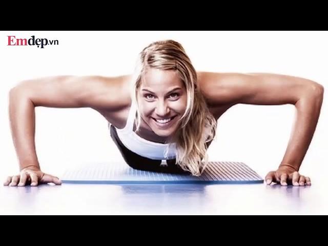 5 động tác yoga GIẢM MỠ TOÀN THÂN cực nhanh