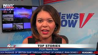 TOP STORIES: Trump supporter says he's receiving racist letters; Doorbell cam captures snake bite