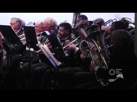 Palatine Concert Band at Palatine Park District 3.13.16