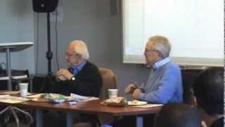 Johan Galtung: Brown Bag Discussion