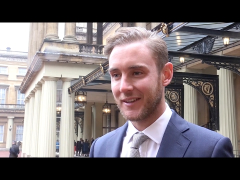 Stuart Broad Interview - Speaks On England Captaincy After Being Awarded An MBE