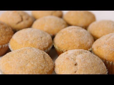 Sweet Potato Muffins Recipe - Laura Vitale - Laura in the Kitchen Episode 489