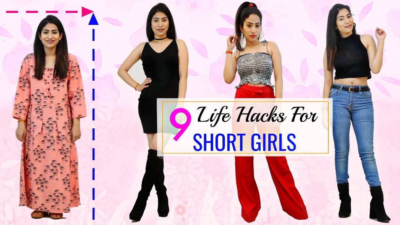 17a5ef4bcff2 9 FASHION HACKS for SHORT Girls You MUST Try