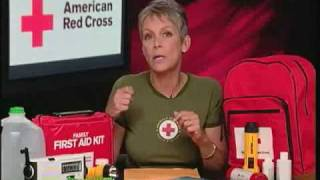 Jamie Lee Curtis: Preparing Your Family for Natural Disasters