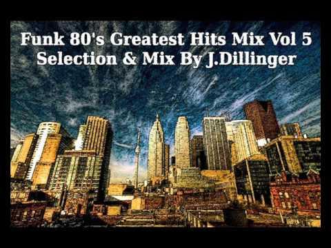 Funk 80's Greatest Hits Mix Vol 5