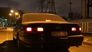 Брутальный выхлоп на Chevrolet. Выхлоп с регулировкой на Chevrolet Impala 5.7