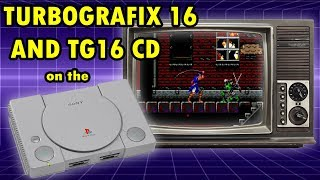 How to play Turbografix 16 and TG16 CD Games on the Playstation Classic (Tutorial)