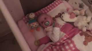 Baby schlafen legen | Unsere Nachtroutine