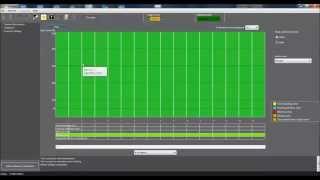 Omron F3SG Dynamic Muting Demonstration Video