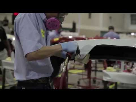 SkillsUSA 2014 Automotive Collision Repair and Refinish Overview