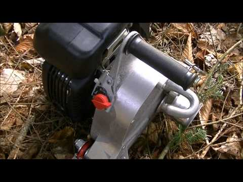 Gasoline Powered Portable Winch PCW5000 With Forestry Kit