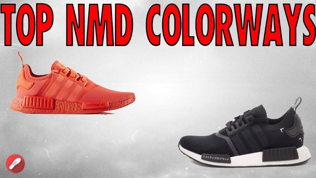 Adidas Nmd R1 Colorways