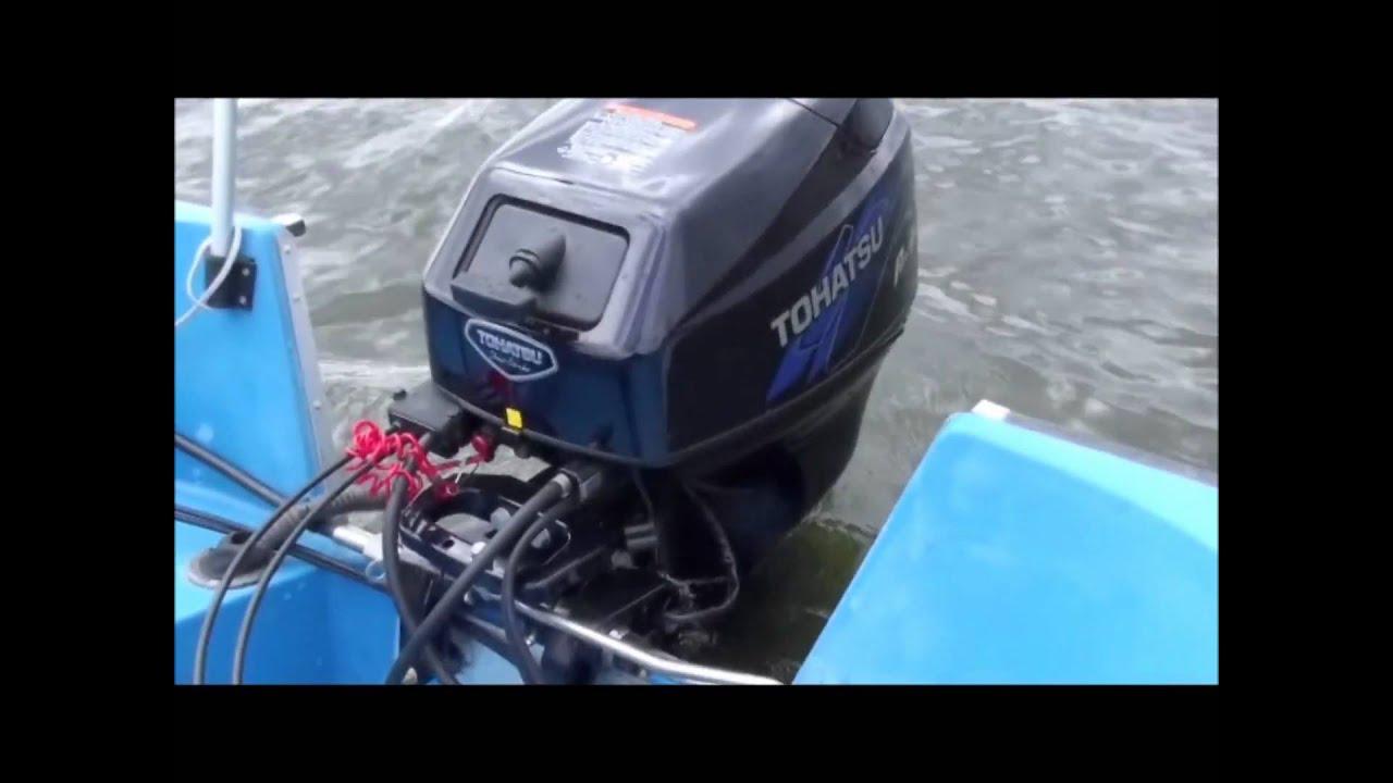 Tohatsu 20hp Outboard