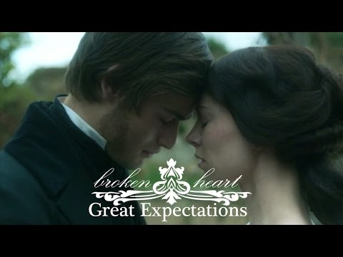 Broken heart  Great Expectations BBC