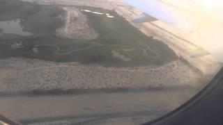 Landing at sharjah international airport by sumeet