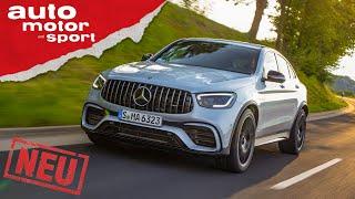 Mercedes-AMG GLC 63 S (2019): Die bessere C-Klasse? – Review/Fahrbericht   auto motor & sport