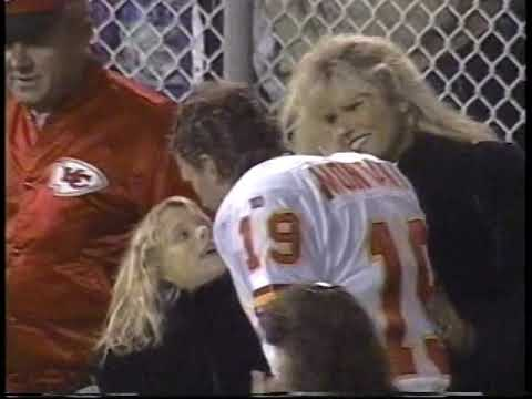 Next Thursday Night, the Chiefs and Broncos will play at Denver..... exactly 25 years to the day (October 17, 1994) of the iconic John Elway/Joe Montana Monday Night battle