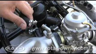 Repeat youtube video Product Review - CarbMate for Rotax Engine