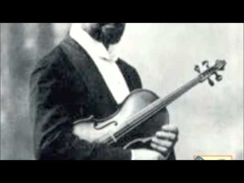 Arnold Rose plays Beethoven Romance in F Major (1909)