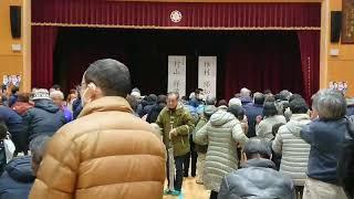 京都市長選挙 1月28日 20時より 葵小学校 村山しょうえい ライブ配信
