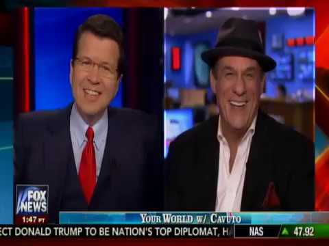 Robert Davi on Your World w/ Neil Cavuto