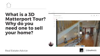 What is a 3D Matterport Tour? Why do you need one to sell your home?