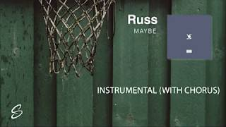Russ  - Maybe Instrumental (with Chorus)