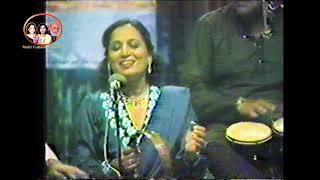 Bhagwamti Navani and Surender Bolakani Sindhi Duet AI PUTRA KAHRI- at London